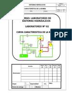 02 - Curva Caracteristica de La Bomba - 2018-1, A-B-C