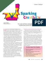 Cep Sparking Creativity