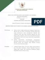 Permen ESDM Nomor 08 Tahun 2017