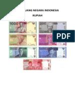 Mata Uang Negara Indonesia