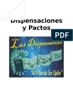 Dispensaciones y Pactos (Cartilla)