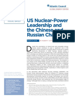 US Nuclear-Power Leadership and the Chinese and Russian Challenge