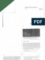 Braun & Llach - Macroeconomía Argentina - Cap 9 - Dinero