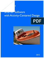 Activitycentereddesign Sample