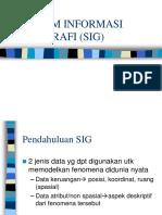 13 Sistem Informasi Geografi (Sig) Ajaa