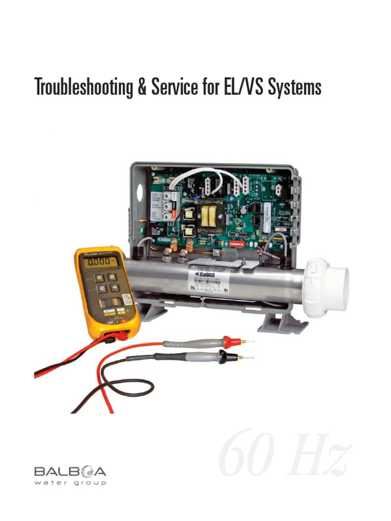 Troubleshooting & Service for EL/VS Systems on