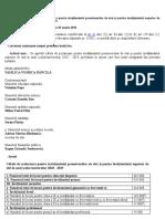 2018 – 2019 Cifre Şcolarizare