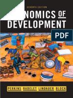 Economics of Development - 7th Edition - PERKINS at all.pdf