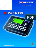 AIS X-Pack DS User Manual 1.0