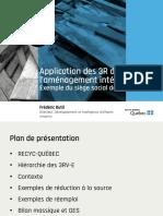 RECYC QUEBEC - Conférence Asbestos 241016 - Réutilisation des matériaux