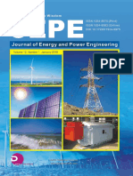 Journal of Energy and Power Engineering_Vol.12,No.1,2018(1)