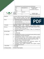 16. SOP Koordinasi Dalam Pelaks Program IPOL