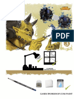 Dry Paint Leaflet ENG