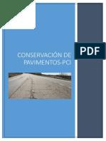 Conservacion de Pavimentos Pci