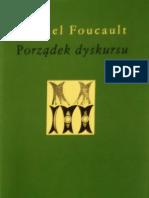 Foucault Michael - Porz 261 Dek Dyskursu.poliSH.ebook-Chupa