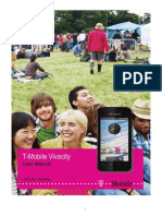 T-Mobile Vivacity User Manual