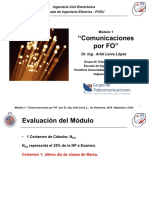 Intro Modulo Comunicaciones Por FO
