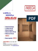 Sauna Infra Rojos