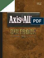 Axis Allies 1941