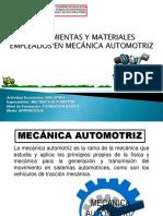 Unidad I Herramientas y Materiales.