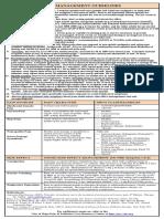 NRE Pain Management Guidelines