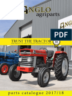 Massey Ferguson Tractor Parts 2013 Catalog | Machines | Mechanical