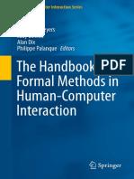 (Human–Computer Interaction Series) Benjamin Weyers, Judy Bowen, Alan Dix, Philippe Palanque (eds.)-The Handbook of Formal Methods in Human-Computer Interaction-Springer International Publishing (2017.pdf