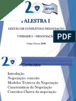 Palestra I - GNC