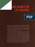 A torn narrative of violence
