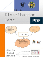 Distribution Test