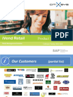 iVend Retail for SAP Business One - Product Presentation