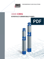 117E Ciris Borehole Submersible Pumps
