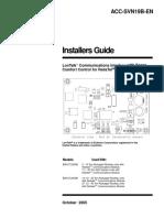 LCI Install Guide