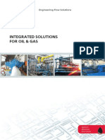 113E Integrated Solutions Oil and Gas