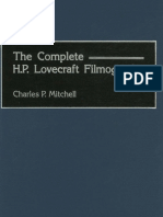 Charles P. Mitchell - Complete H.P. Lovecraft Filmography