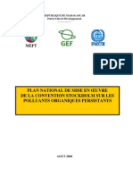 UNEP POPS NIP Madagascar 1.French