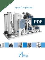 Reciprocating Air Compressors Amico