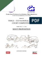 Tnnls Cci Nmcc 2018 Moot Proposition 1 1