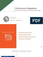 9 Javascript Development Environment m9 Slides