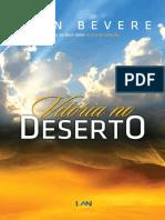 Vitoria No Deserto_ Como Se for - Bevere, John