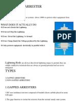 Lightning Arrester