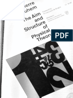 Aim & Structure by Pierre Duhem