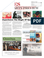 Spring Arts Preview 2018 wkt