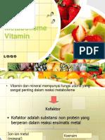 Metabolisme Vitamin