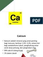 CALSIUM