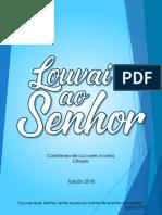 Coletânea de Louvores Avulsos - 2018 - Cifrada