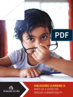 Ed Trust West Unlocking Learning II Report