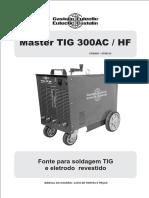 Manual Mastertig 300 Ac Hf