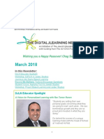 DJLN March 2018 Newsletter