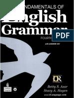 Fundamentals of English Grammar 4th-Betty Azar